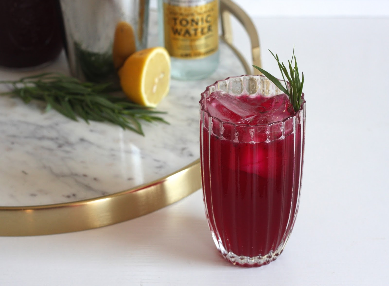 Mocktail: Just Beet It